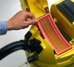 Моющие пылесосы после использования нужно разбирать, промывать и высушивать