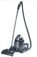 Пылесос с аквафильтром и сепаратором Lura (Лура)