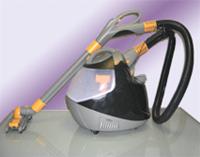 Многофункциональный парогенератор и пылесос с водной фильтрацией в одном аппарате - Vapore Plus Tekno