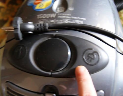 Автосматывание электрошнура ныне есть у большинства моделей пылесосов